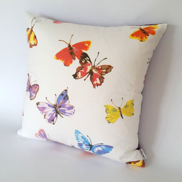 Butterfly Cushion right view