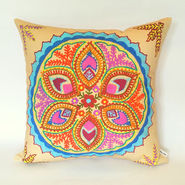Indian Raj Sun Cushion