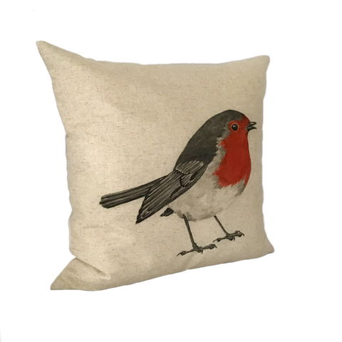 Robin Cushion left view