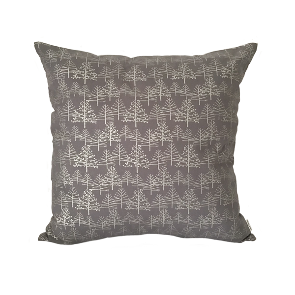Silver Tress cushion