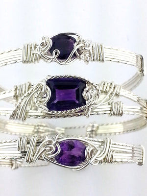 Beautiful Custom Bracelets - One of a Kind!