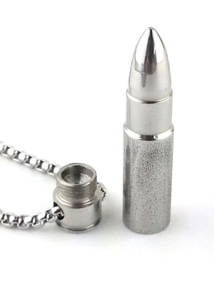 Bullet Essential Oil Diffuser Necklace