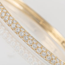 Load image into Gallery viewer, Estate Tiffany & Co. Etoile Diamond Bangle