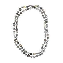 "Load image into Gallery viewer, 48"" Strand of Baroque Tahitian Pearls"