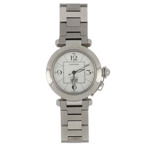 Cartier Stainless Steel Pasha Watch