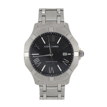 Load image into Gallery viewer, Concord Stainless Steel Saratoga Watch