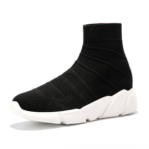 Ankle Boot Women Socks Shoes Female Sneakers