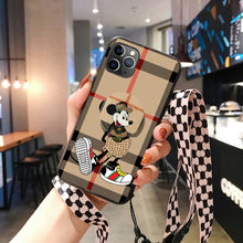 Load image into Gallery viewer, for iphone phone  7 8 11 pro max xr x s xs case  Smart cover