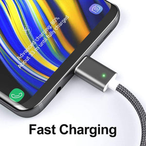 Magnetic Charger For Xiaomi Redmi Note 6pro 4X Note5 6A Redmi 5 Plus