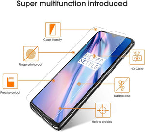 Glass For Oneplus 7 7T 6T 5T 6 5 3T 3 1+7 1+6 One Plus 7 Oneplus7 6 T 7T Screen Protector Glass Film