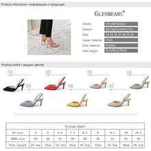 Load image into Gallery viewer, Sandals High Heels Summer