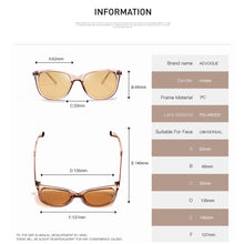 Load image into Gallery viewer, AEVOGUE Polarized Sunglasses Women