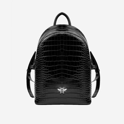 BACKPACK - BLACK CROC