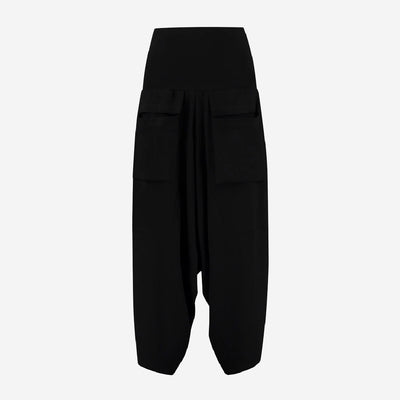 TAYLOR TROUSERS-BLACK