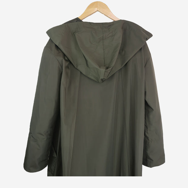 LIGHTWEIGHT HOODED COAT