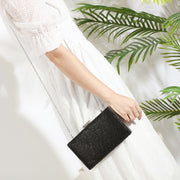 CRYSTAL BLACK BAG
