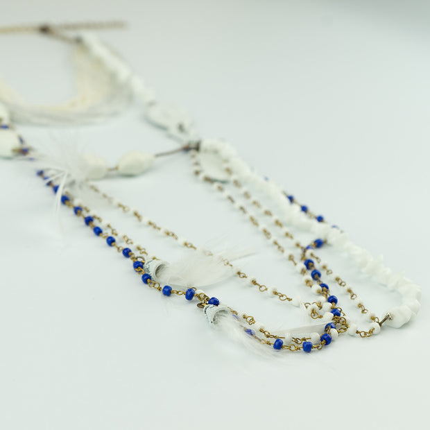 MEDITERRANEAN NIGHTS NECKLACE