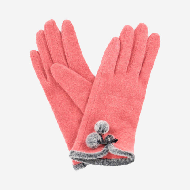 BETTY WOOL GLOVES
