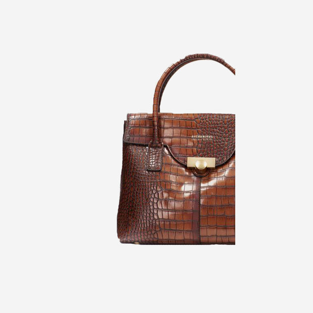 LADY COCO BAG - TAN