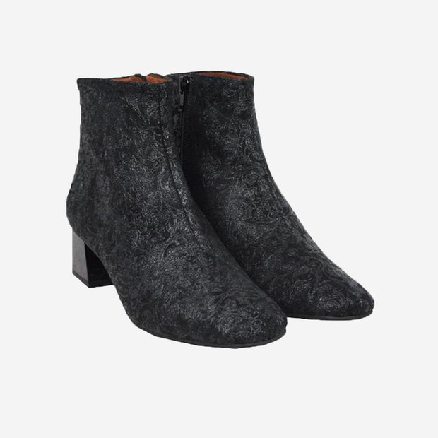 PENELOPE BROCADO ANKLE BOOT
