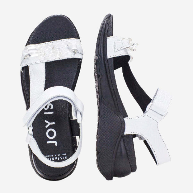 SPORTS SANDAL GALIA WHITE
