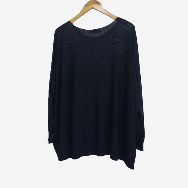 ONE SIZE JUMPER WITH POCKETS