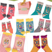 POWDER A-Z SOCKS