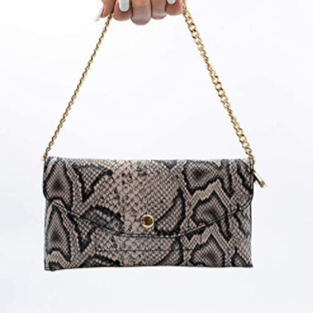 Casery 'Convertible Utility Bag' - Snakeskin