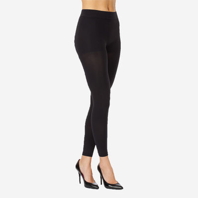 LEGGINGS OPAQUE - BLACK