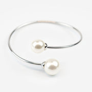 TWIN PEARL BANGLE