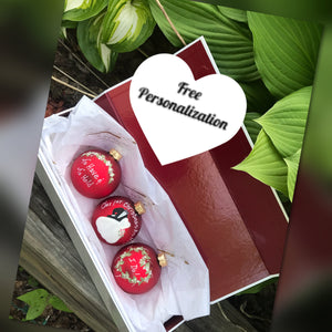Wedding Gift Set (Red)