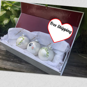 Wedding Gift Set (White Pearl)