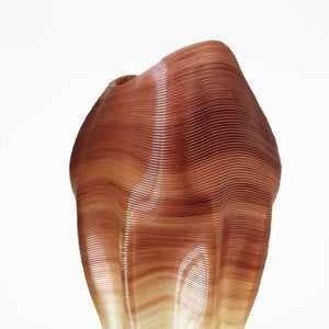 Tridimensional Waves Vase