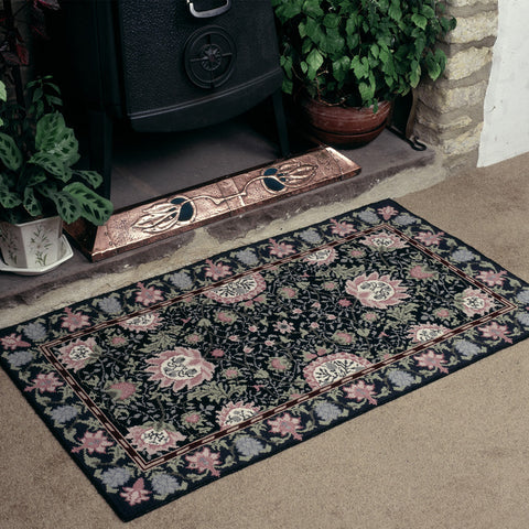 Holland Park Rug (blue version)