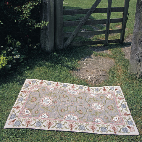 Holland Park Rug (grey version)