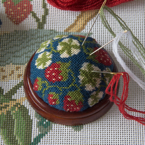Strawberry pin cushion kit