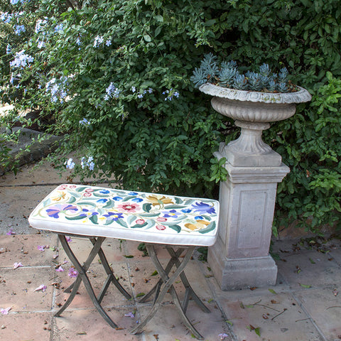 Georgian Stool Top