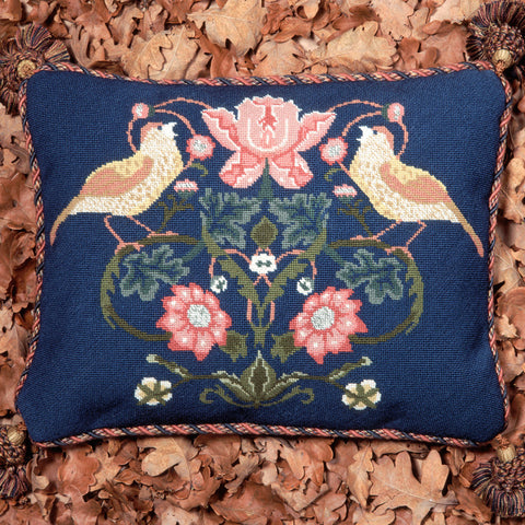 Strawberry Thief 1 cushion