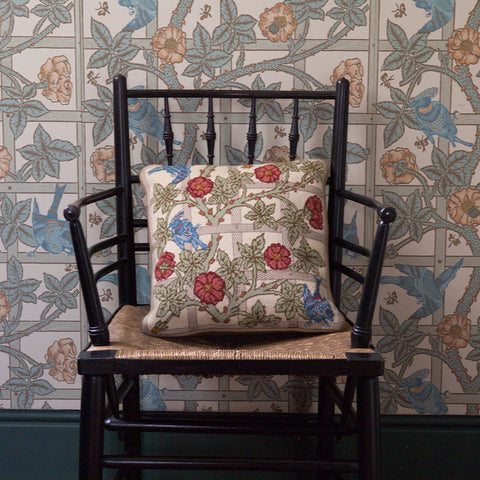 Trellis cushion kit in Standen