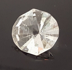 Gemstone - Rutilated Quartz (hand-cut) - 4.94 cts irregular shape