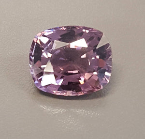 Gemstone - Amethyst, med-light Purple - 8.66 ct oval