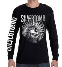 Load image into Gallery viewer, Long Sleeve Skull Shirt