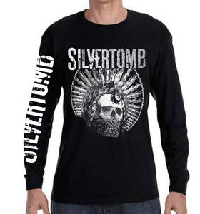 Long Sleeve Skull Shirt