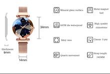 Load image into Gallery viewer, Luxury Women's Watch - Timeless Modern Home