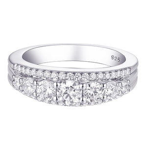 Luxury Diamond Ring - Timeless Modern Home