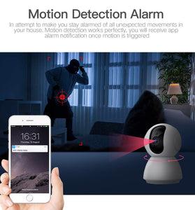 1080p WiFi Wireless Security Camera