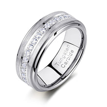 Load image into Gallery viewer, Classic Men's Diamond Ring - Timeless Modern Home
