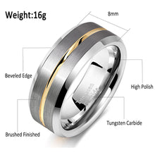 Load image into Gallery viewer, Classic Men's Ring - Timeless Modern Home