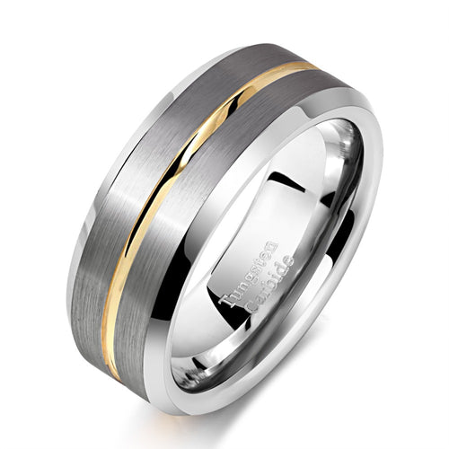 Classic Men's Ring - Timeless Modern Home