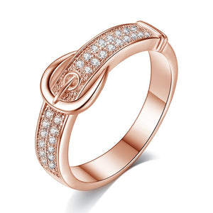Elegant Diamond Ring - Timeless Modern Home